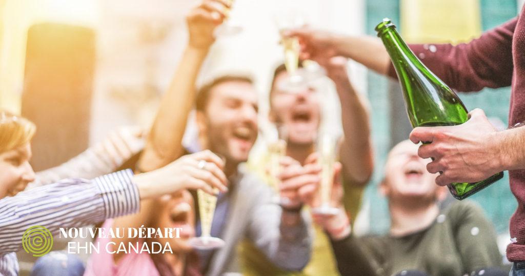 Les douze signes que vous pourriez souffrir d'un problème d'alcool ou de drogue