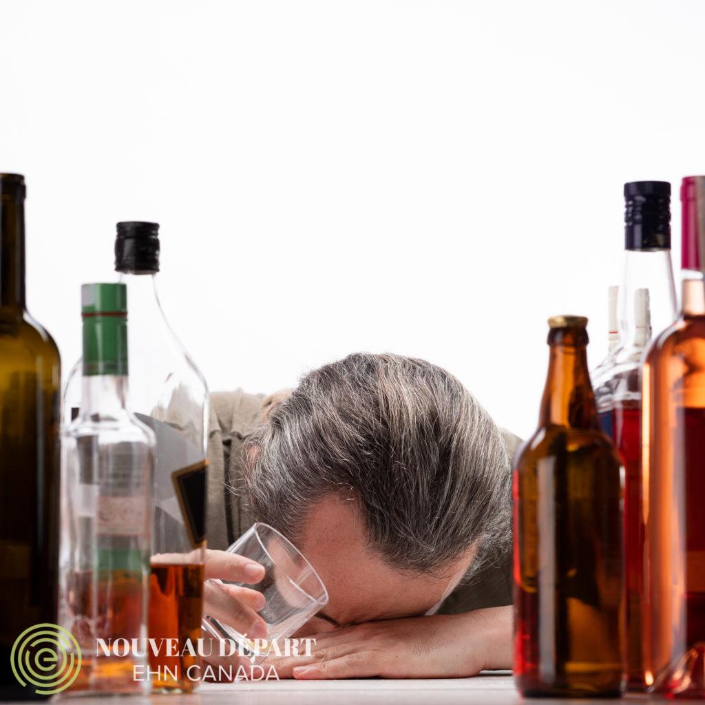 L'alcool, un dépresseur respiratoire