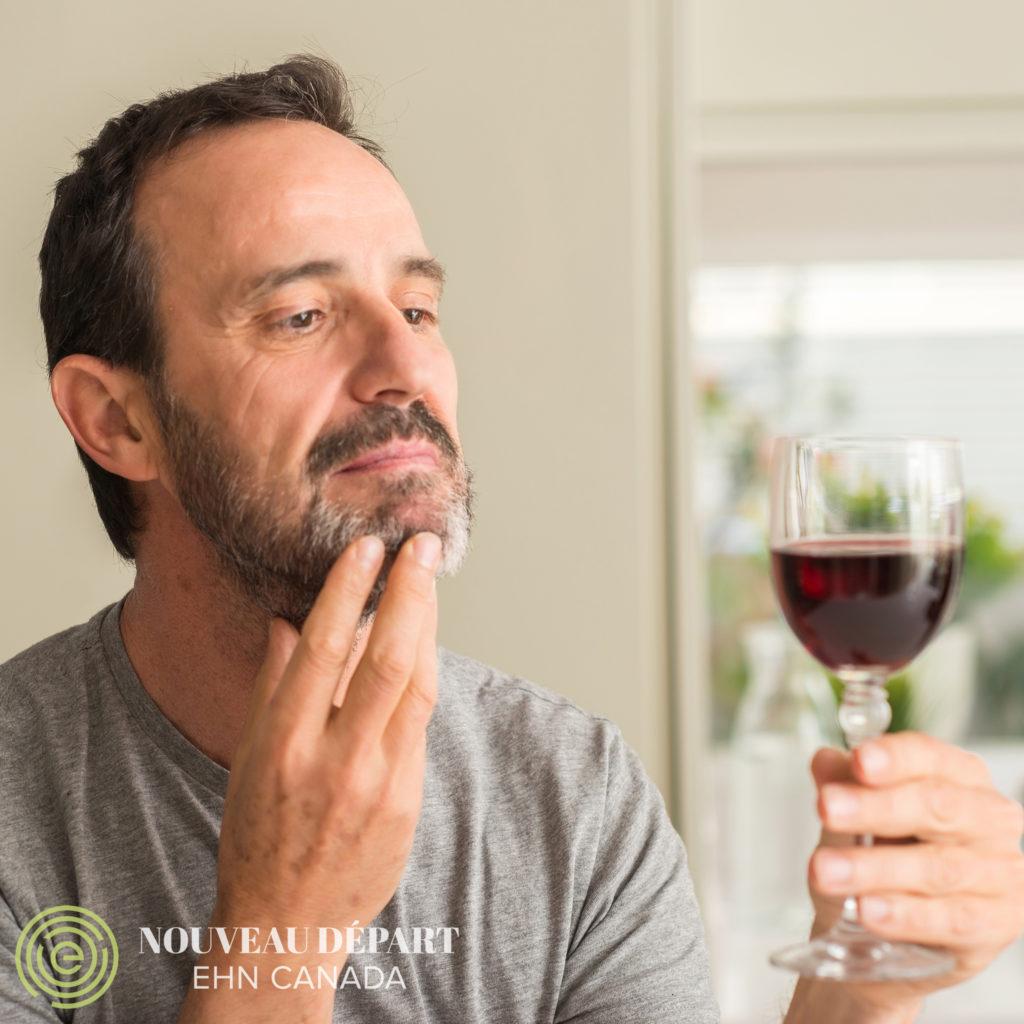 L'alcool, le système neurologique, et le déficit nutritionnel
