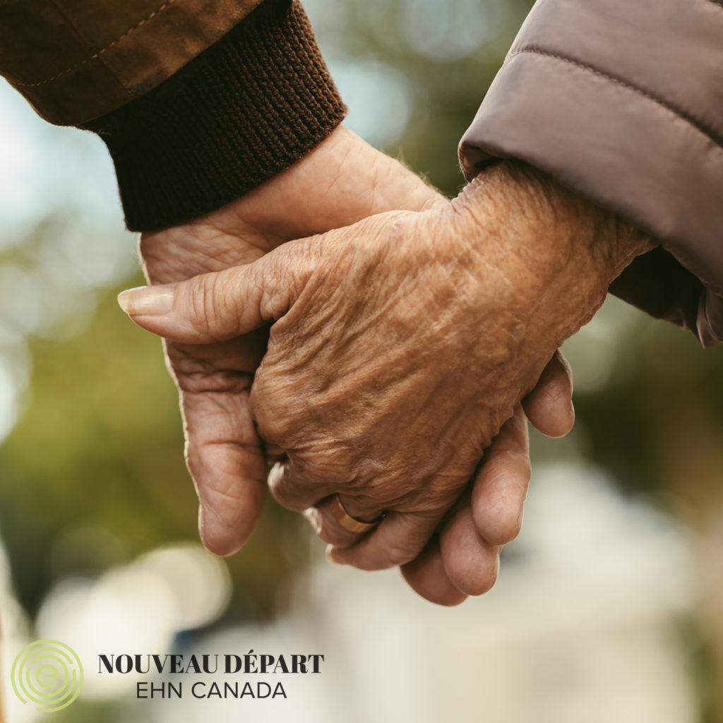Couples en rétablissement : L'histoire de Bev et Sandy