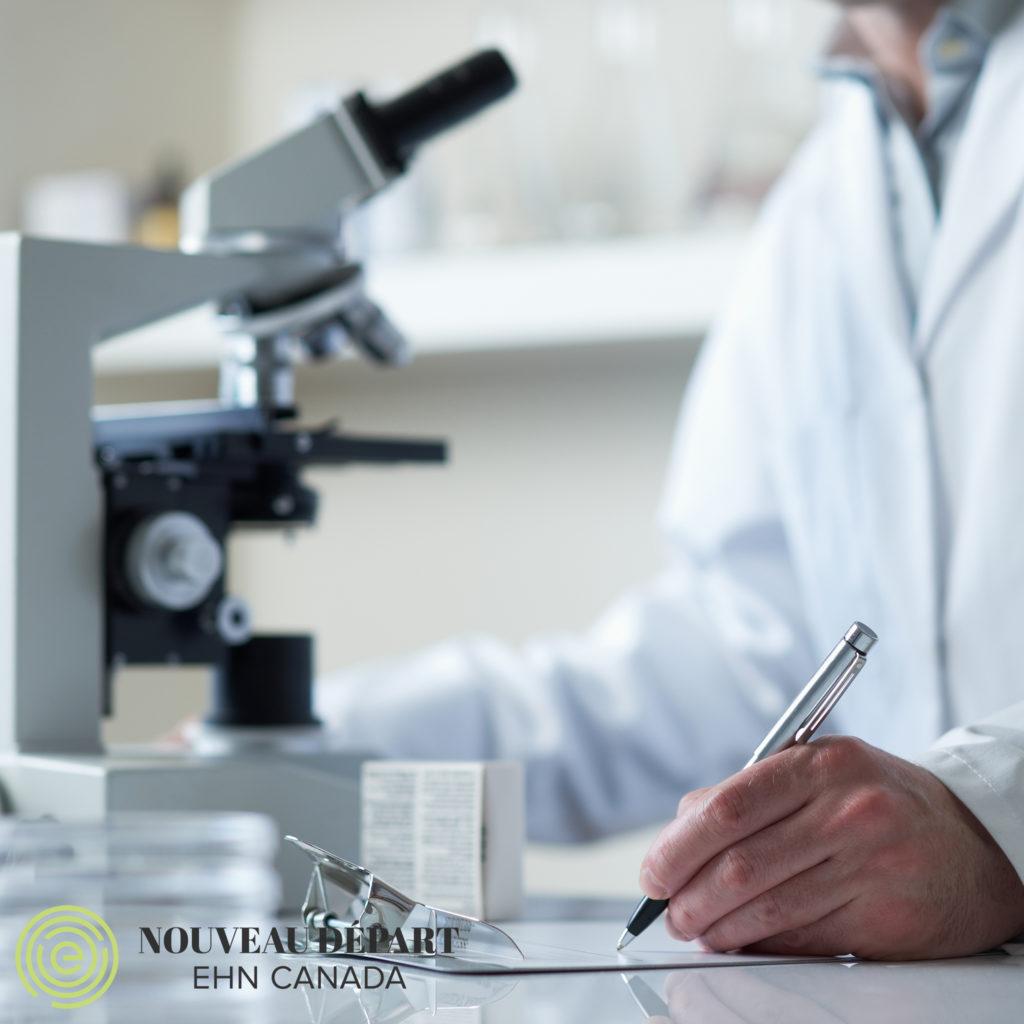 EHN Canada participe à la recherche de l'ICRAS sur la dépendance aux opioïdes