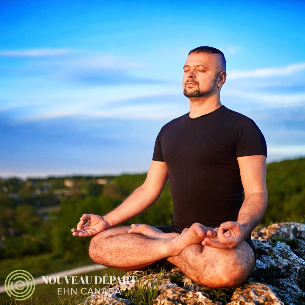 La prise de conscience et le mouvement pour guérir le stress et les traumatismes