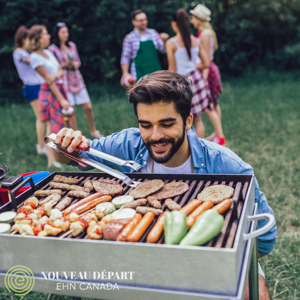12 Conseils pour rester en forme durant la saison du barbecue
